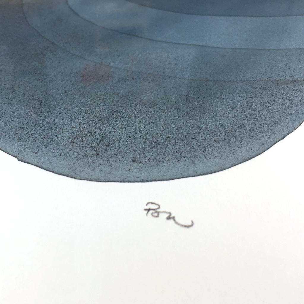 Reflection, 2015 (detail) - Artwork by Brian Wetjen