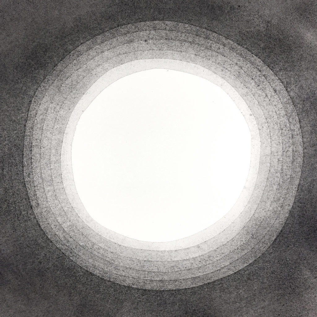 Soul No. 1 (detail) - Artwork by Brian Wetjen