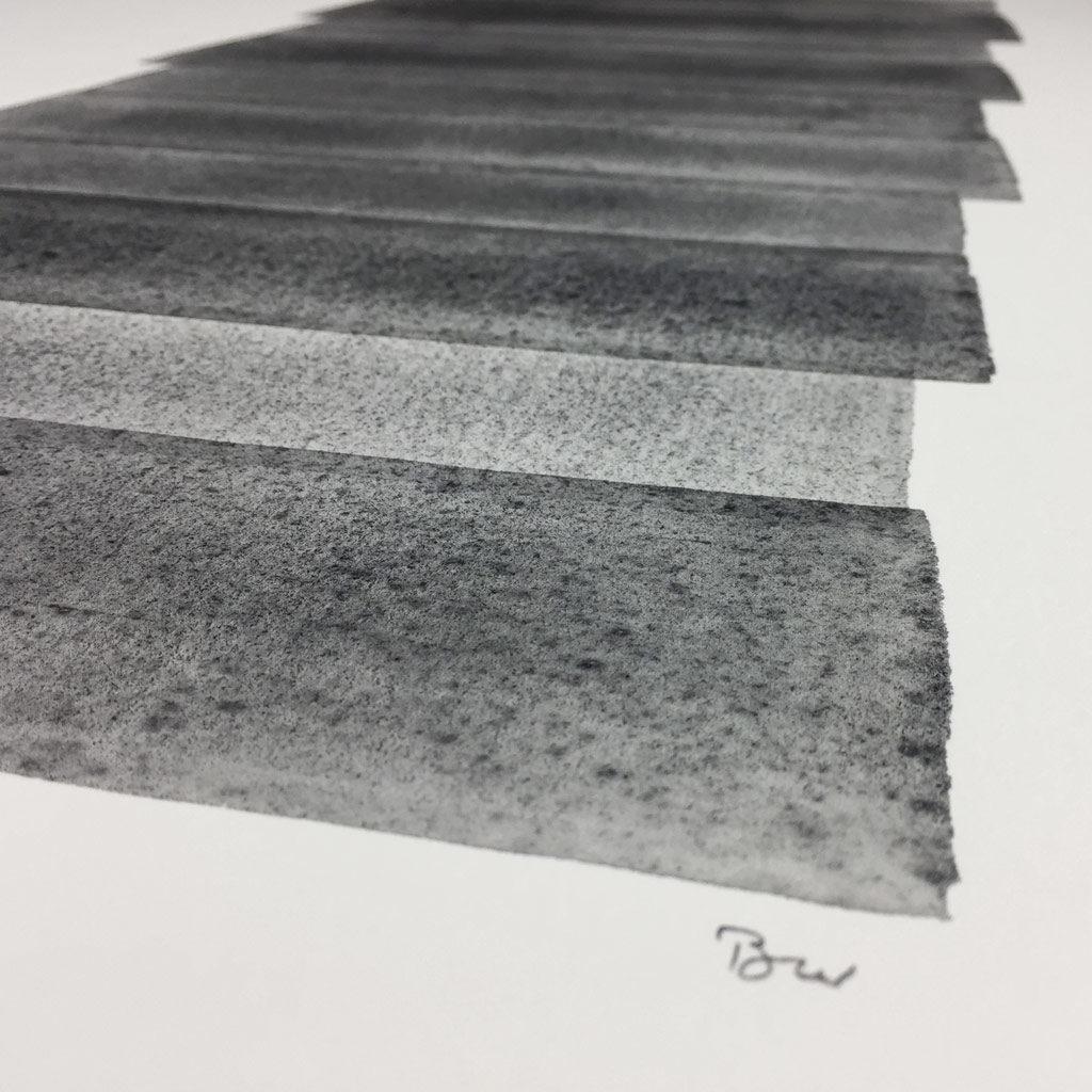 Shell No. 2 (detail) - Artwork by Brian Wetjen